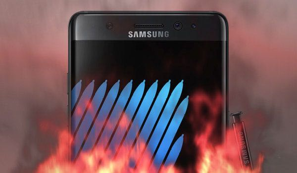 Samsung Galaxy Note 7 Fire Buy