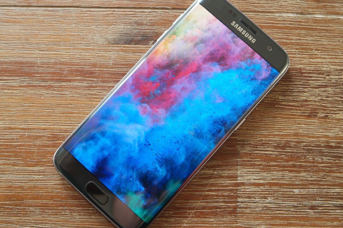 Samsung Galaxy S7 burn 3