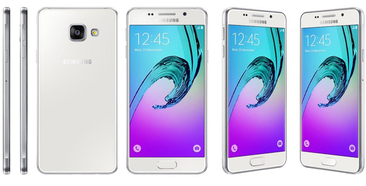 Samsung Glaaxy A3 (2017) 4