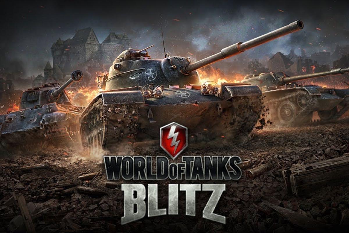 World of Tanks Blitz 4