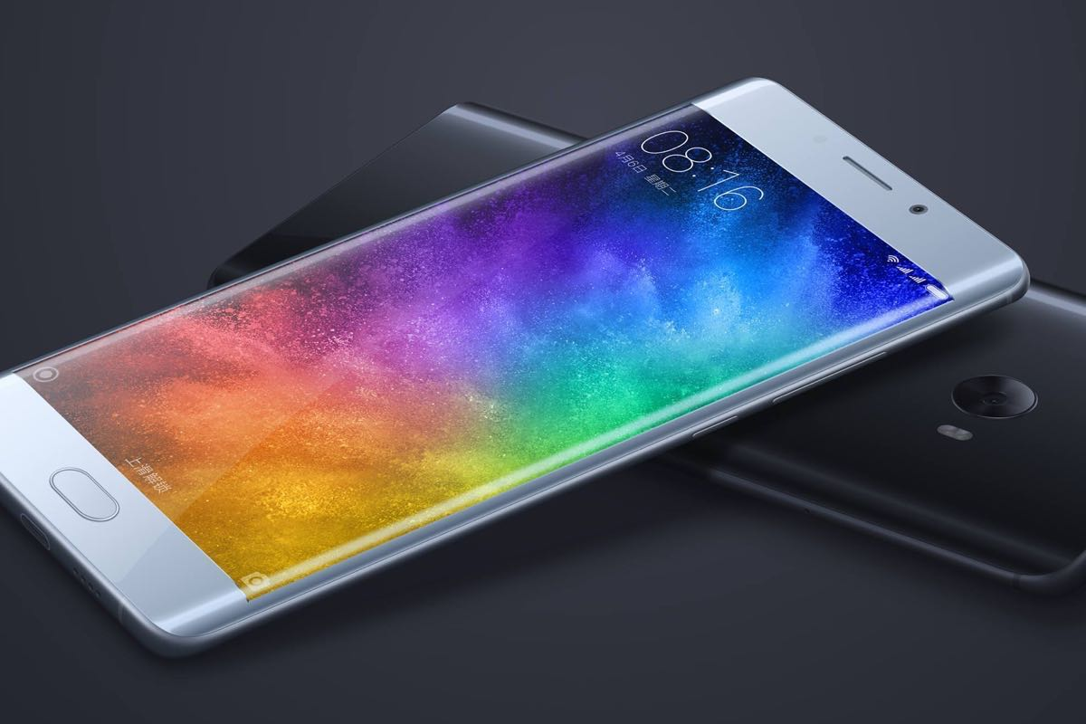 Xiaomi MI Note 2 Russia Shop Buy China