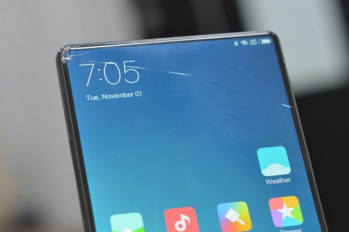 Xiaomi Mi Mix Display