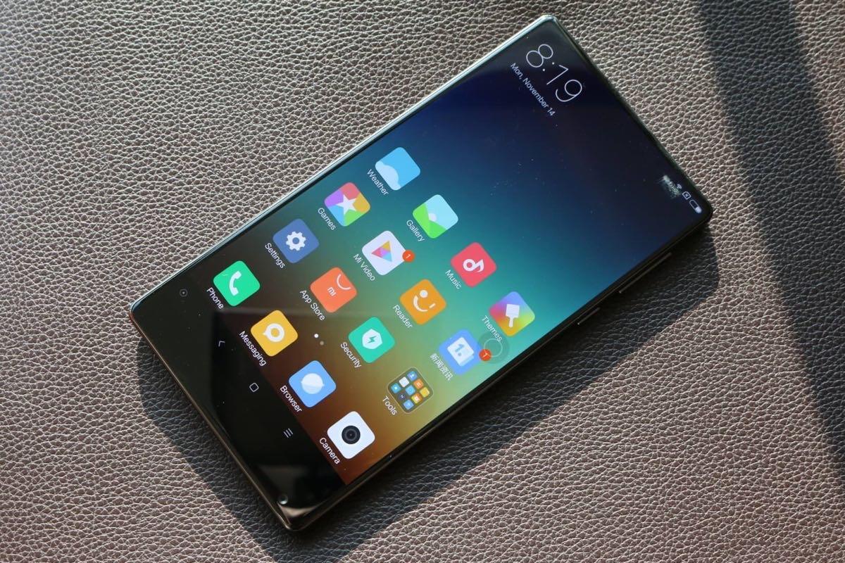Xiaomi Mi Mix Nano 5