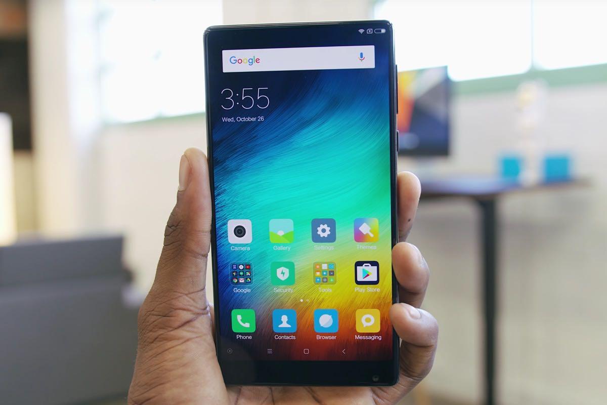 Xiaomi Mi Mix SmartPhone 2