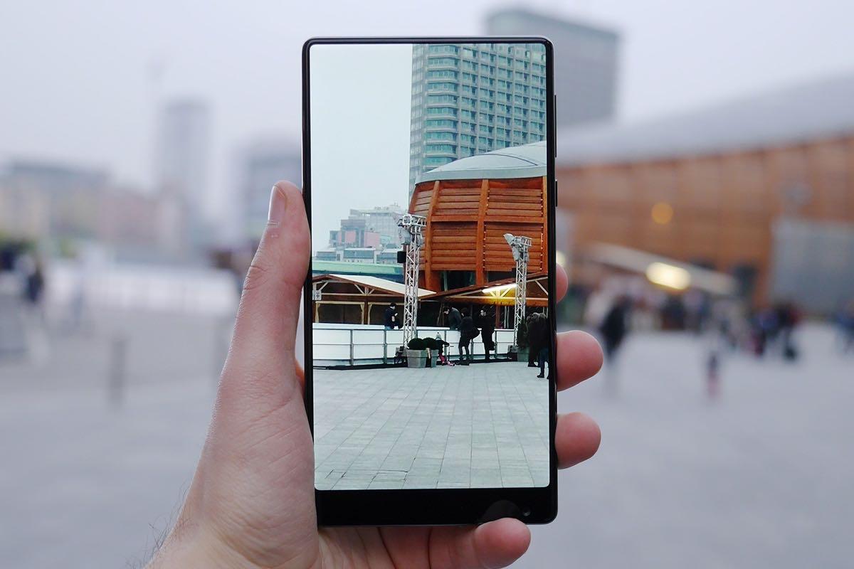 Xiaomi Mi Mix White 4