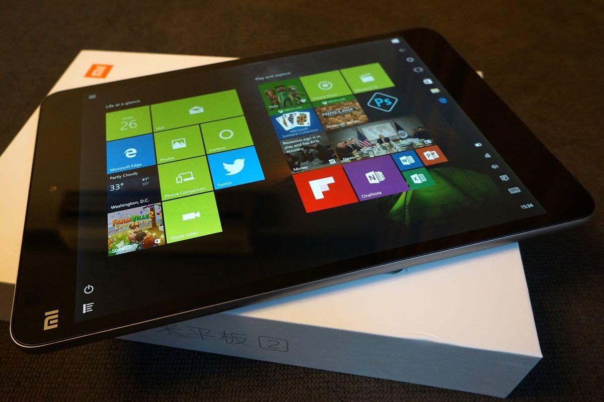 Xiaomi MiPad 3 MiPad 2 Review Unboxing 2