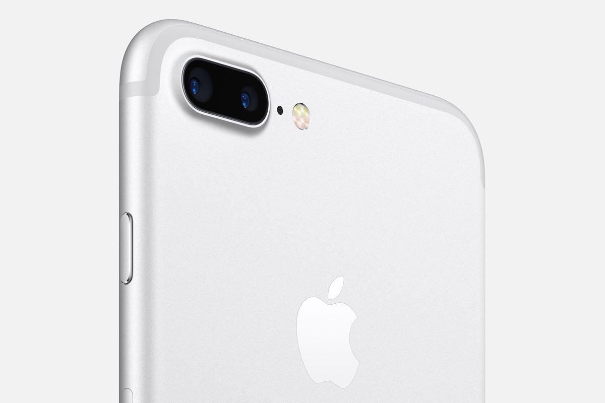 iPhone 7 Plus Jet White 5