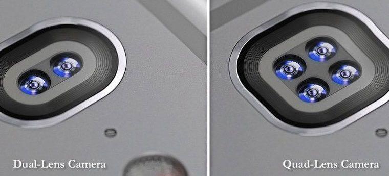 iPhone 8 Dual Camera 3D LG