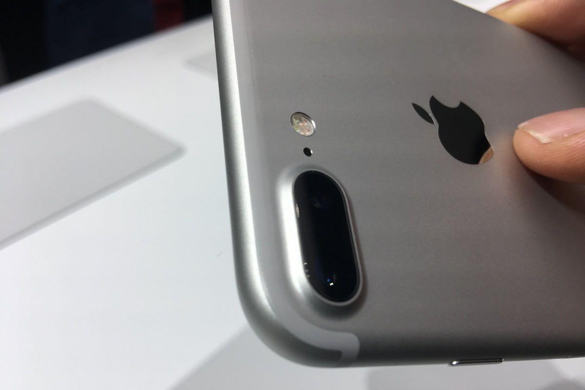 iphone 7 plus dual camera 2