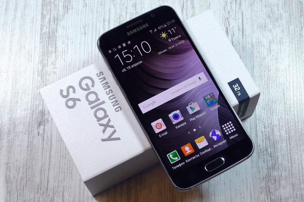 samsung galaxy s6 Review 5