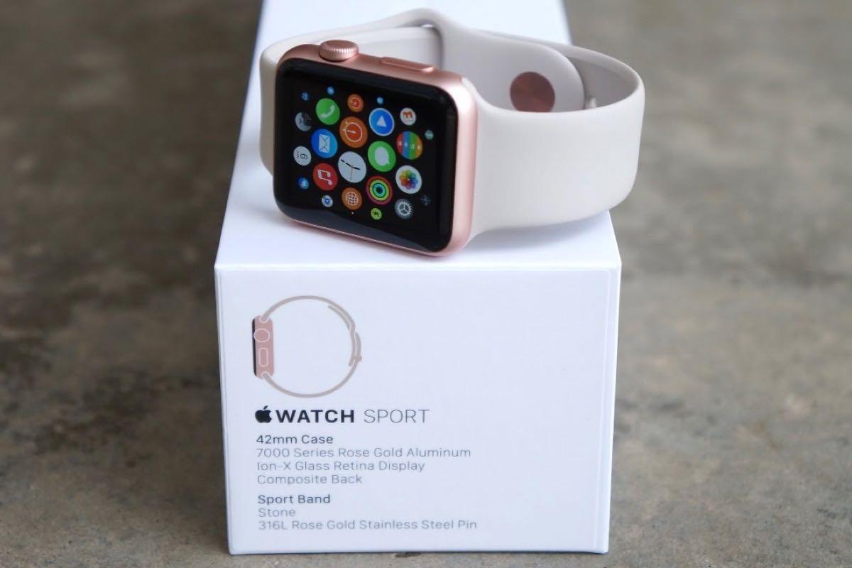 Apple Watch USA 3