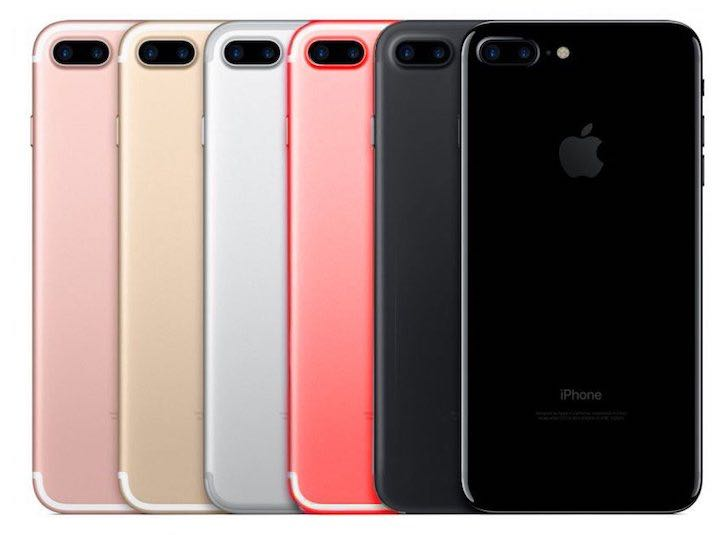 Apple iPhone 7s Red color