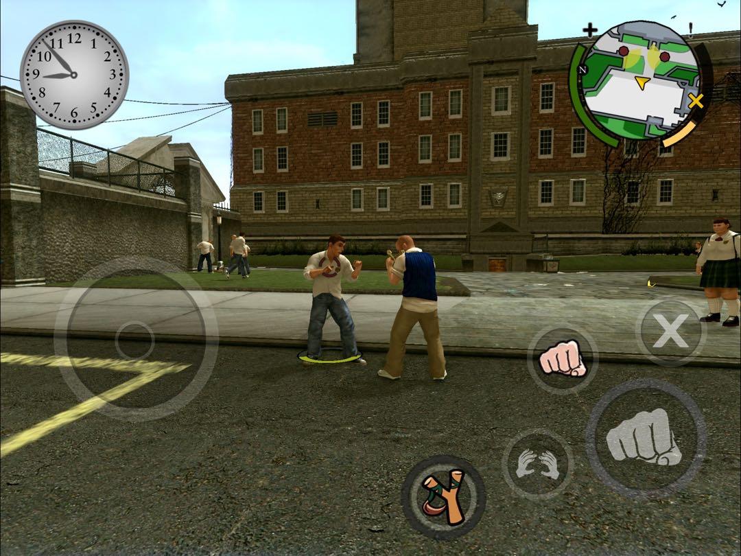 Bully iOS Android Rockstar Games 3