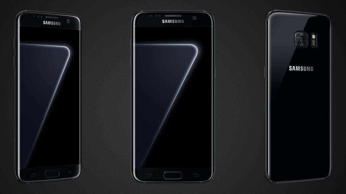 Galaxy S7 Black Pearl 2