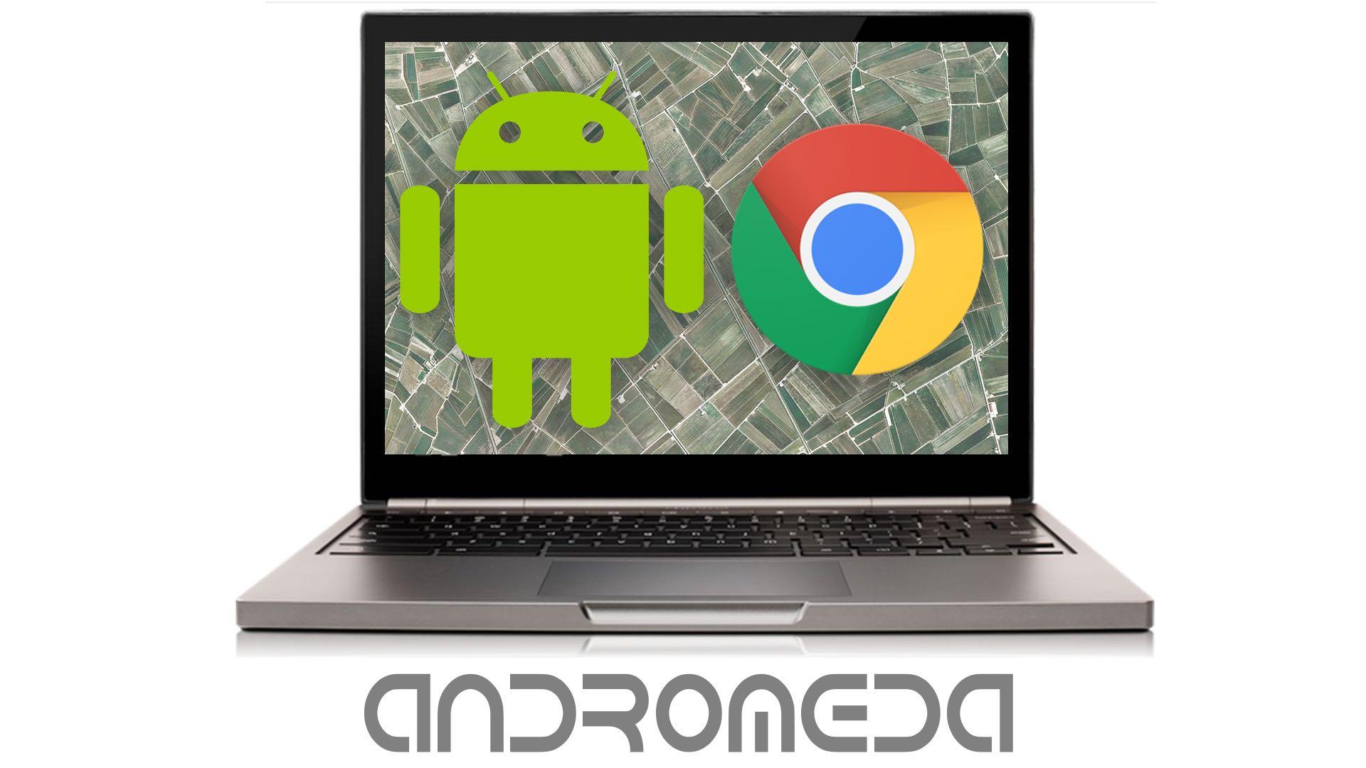Google OS Android Andromeda OS Google 4
