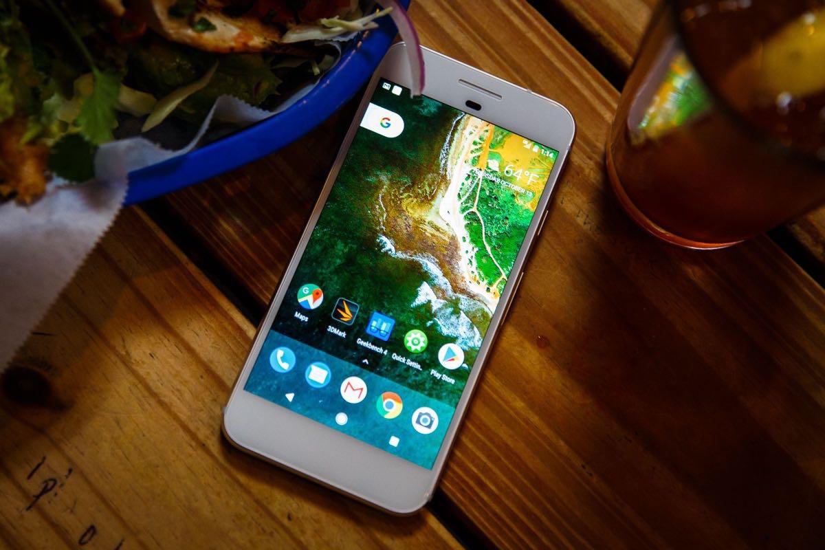 Google Pixel M 4
