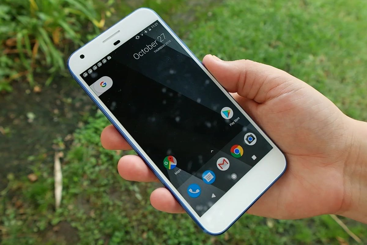 Google Pixel M SmartPhone Andromeda OS Android 8.0 3