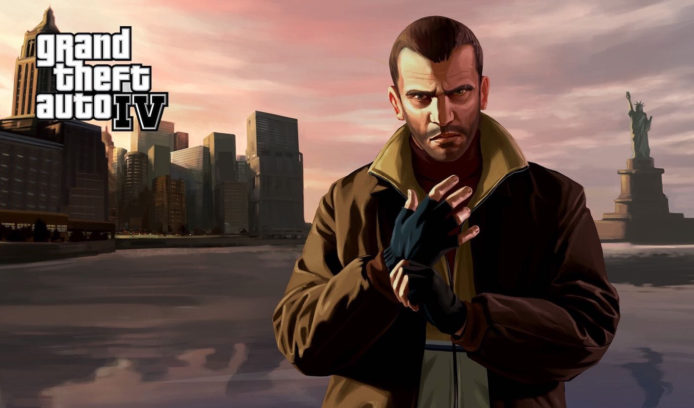 Grand Theft Auto IV iPhone iPad Download 3