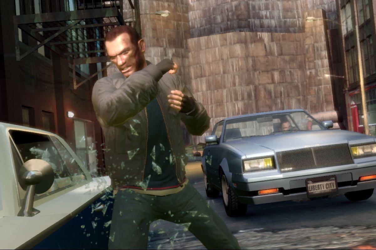 Grand Theft Auto IV iPhone iPad Download 5
