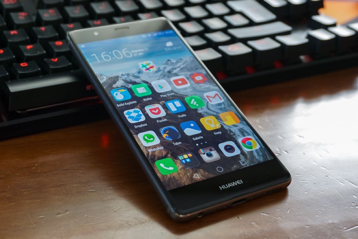 Huawei Android 7.0 Nougat 2