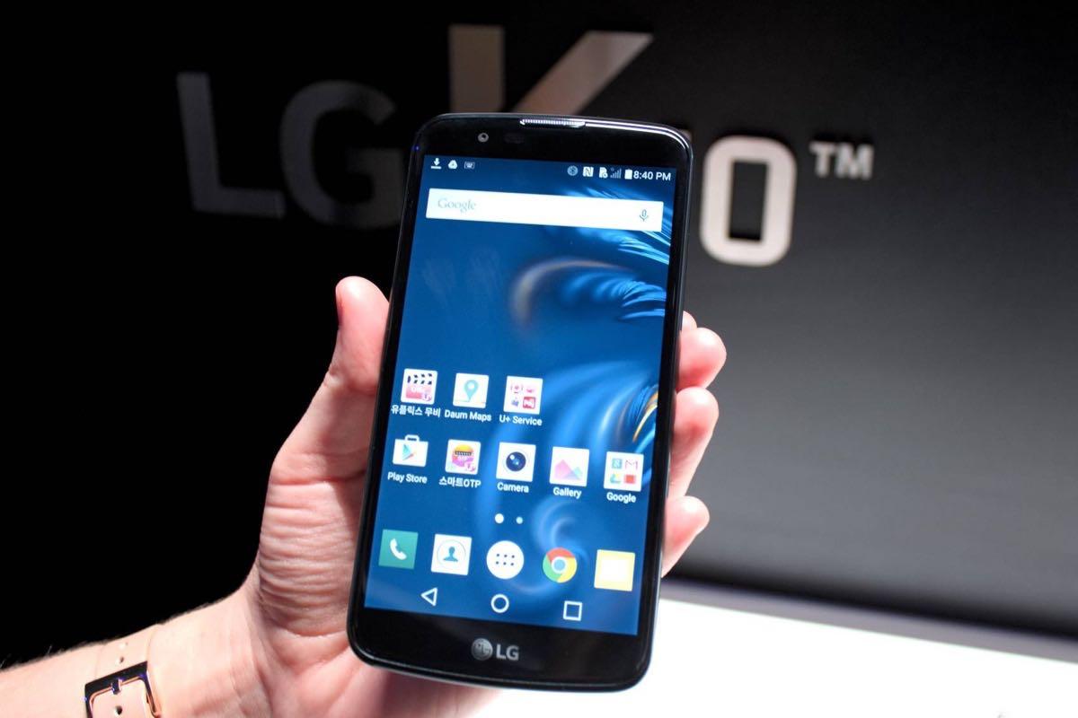 LG K10 2017 2