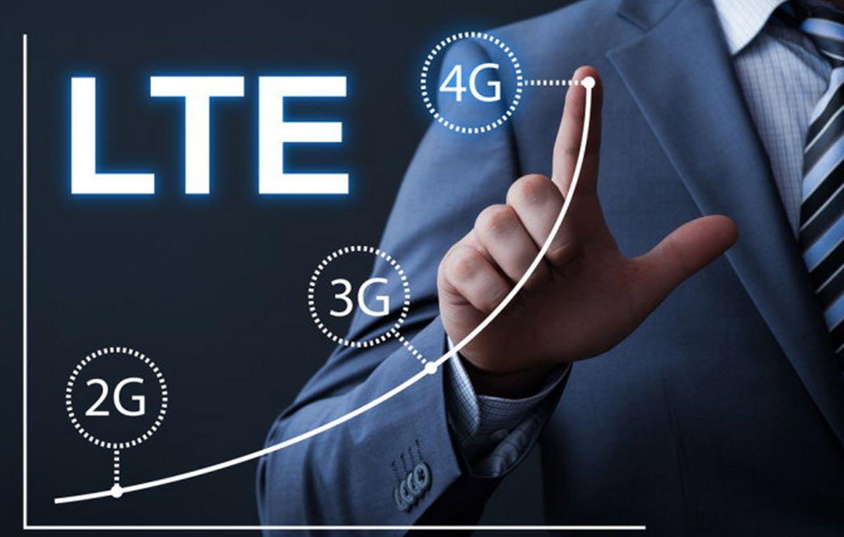 LTE 4G 2