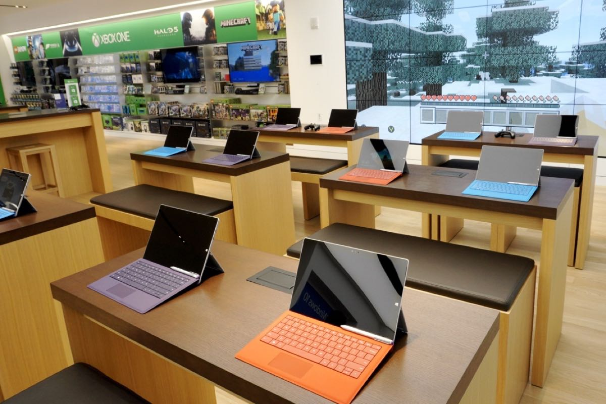 Microsoft Store 1