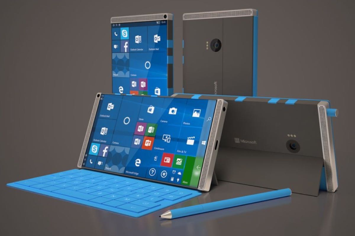 Microsoft Surface Phone Russia USA Buy