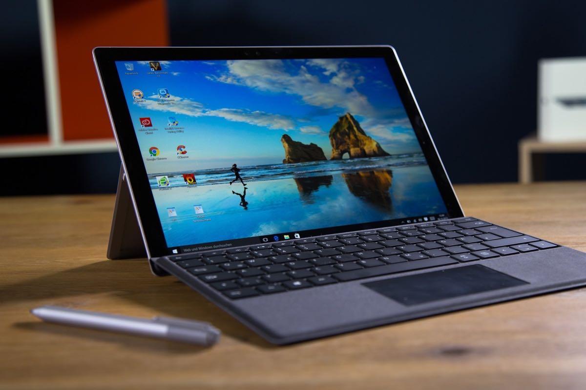 Microsoft Surface Pro 5 1