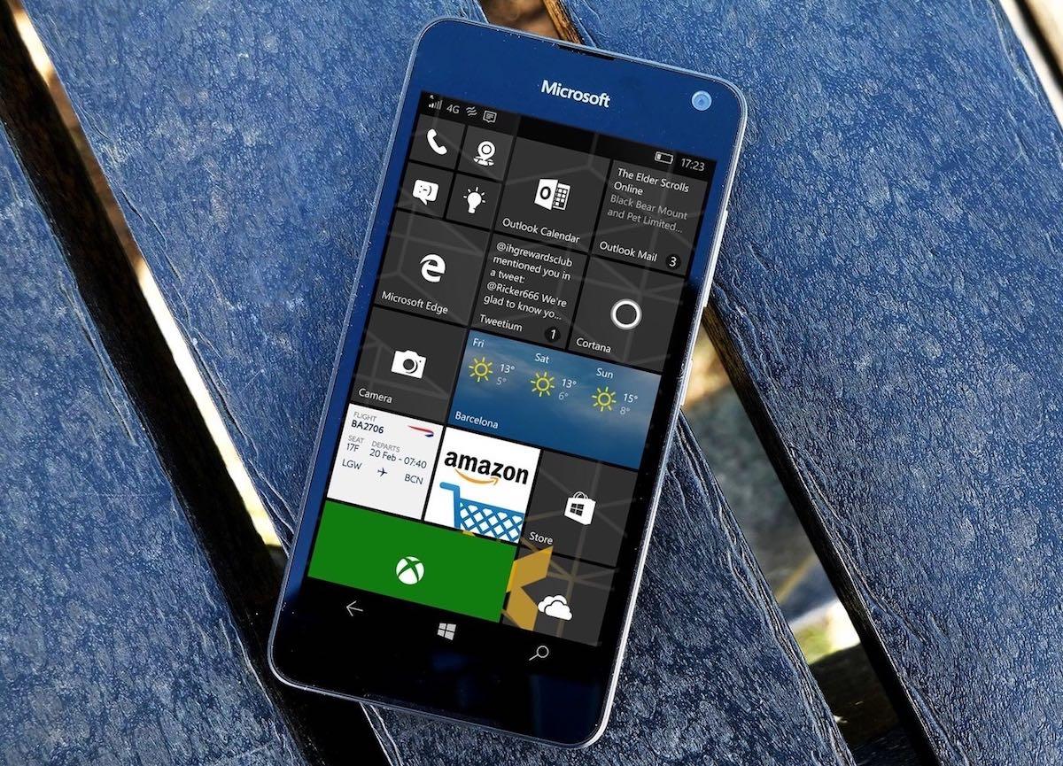 Microsoft lumia 650 1 2