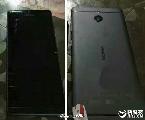 Nokia P Android Smartphone