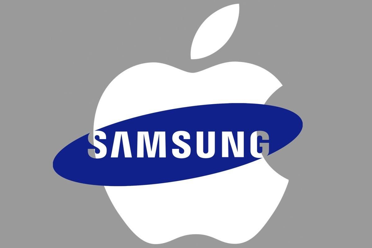 Samsung Apple 2