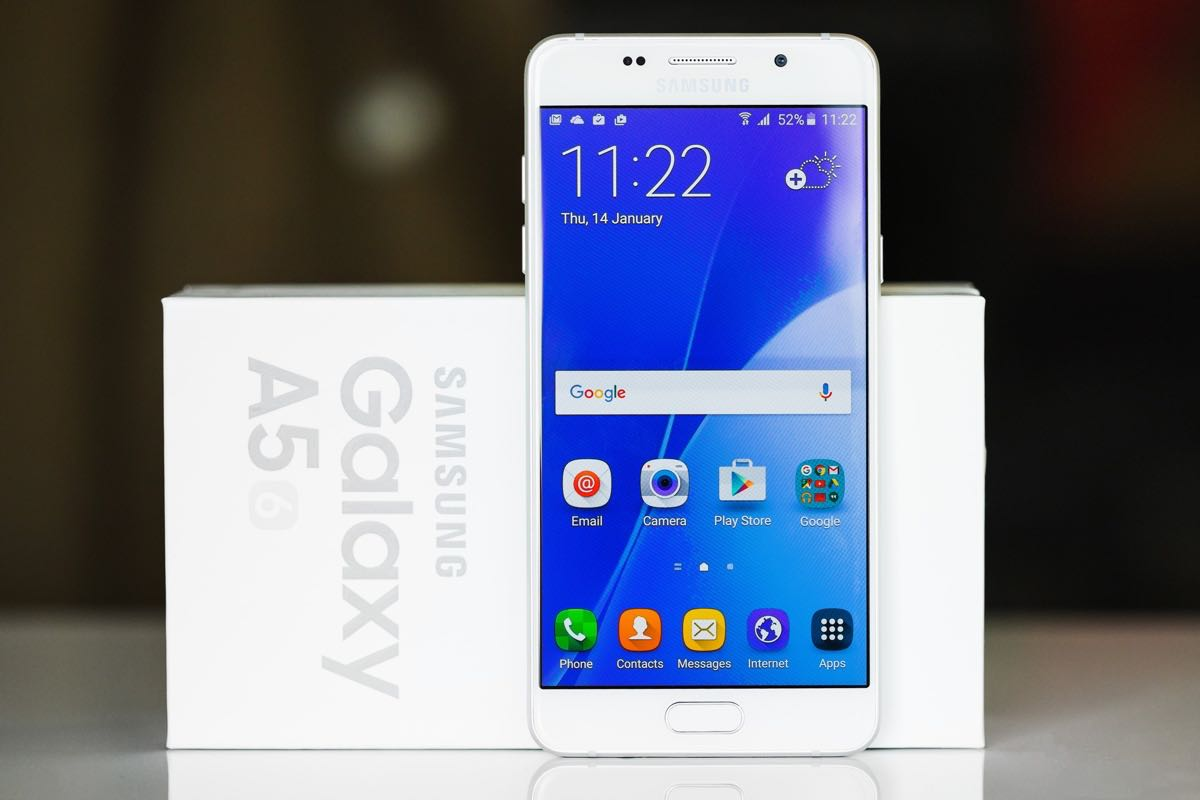 Samsung Galaxy A (2016) Android 7.0 Nougat Download