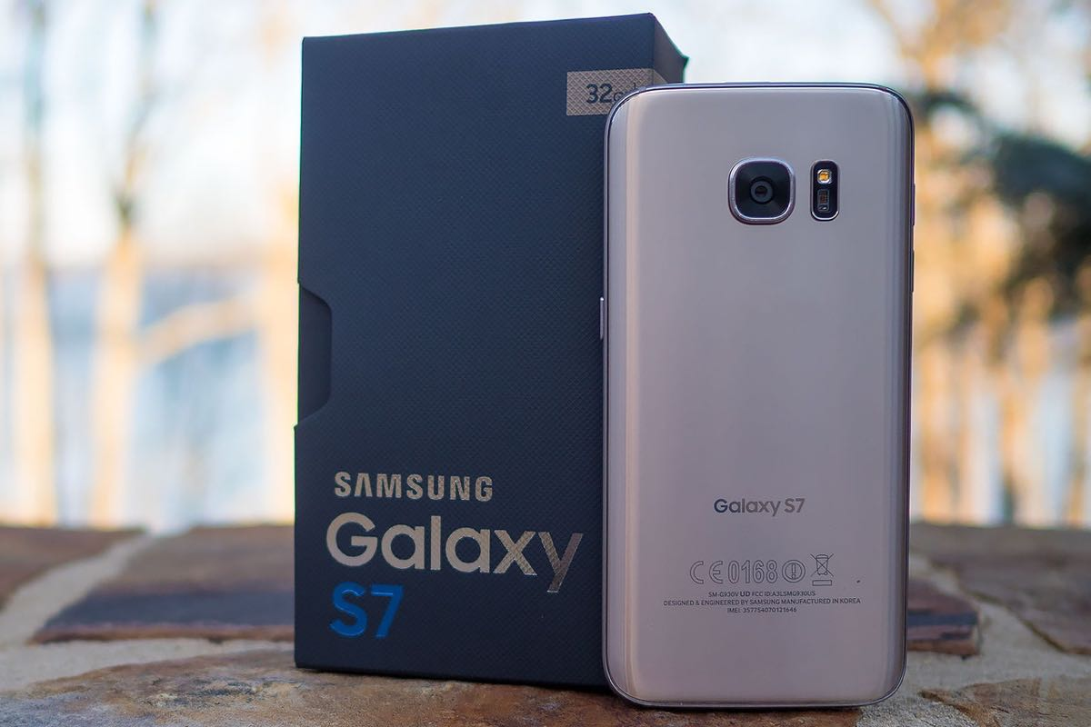 Samsung Galaxy S7 Buy UNboxing 4