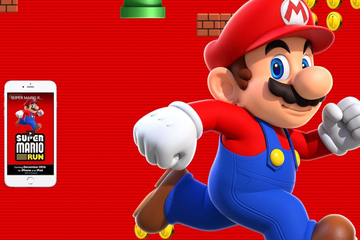 Super Mario Run iOS Download