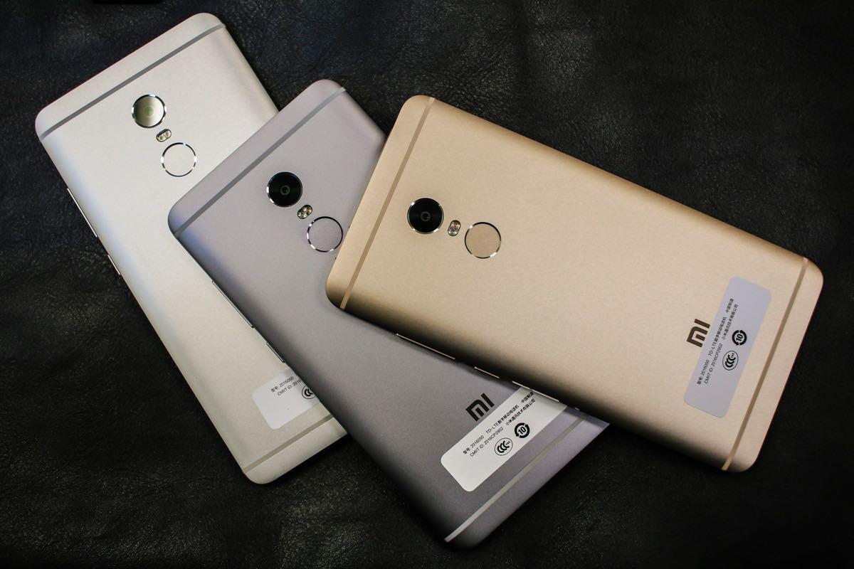 Xiaomi REdmi 4 Prime Pro 3