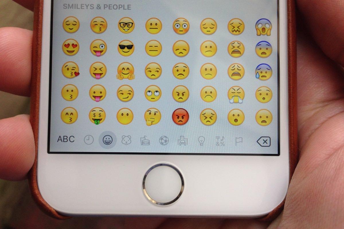iOS 10 Emoji 2
