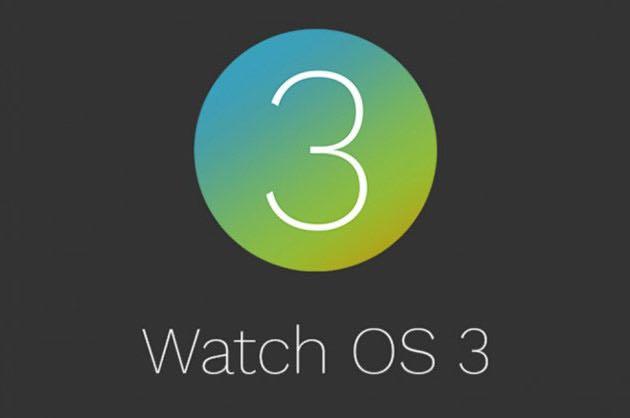 watchOS 3 1