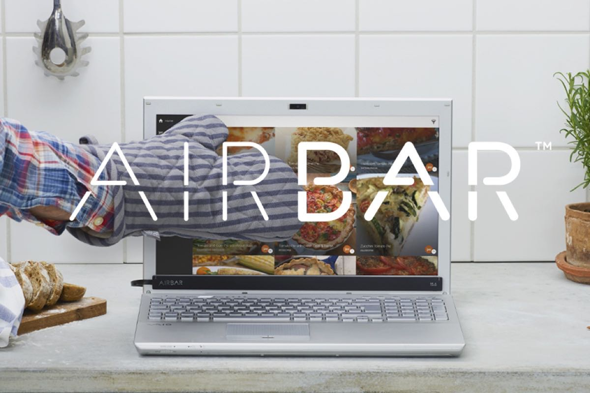 AirBar MacBook Pro Air Adapter Display
