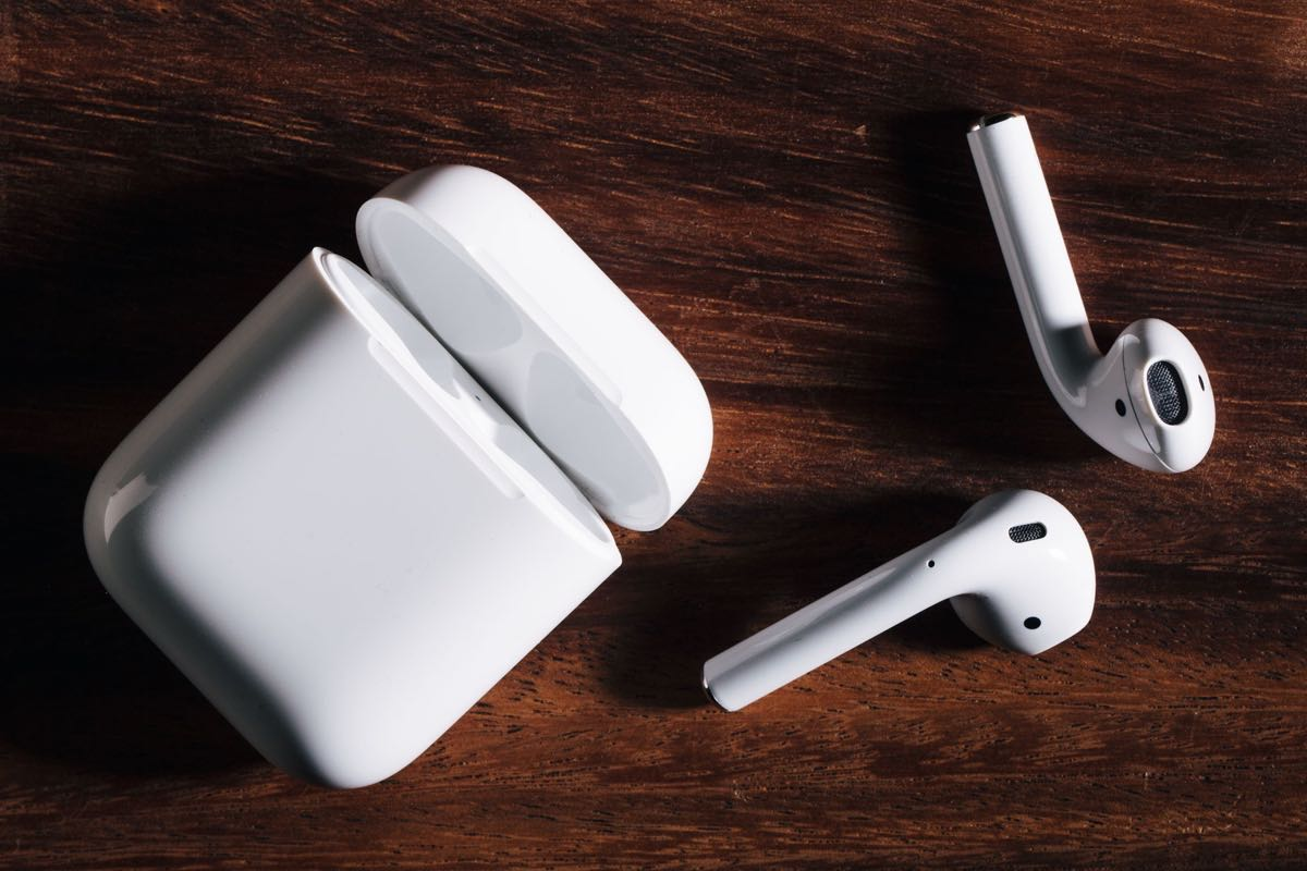 AirPods Find iOS 10.3 2