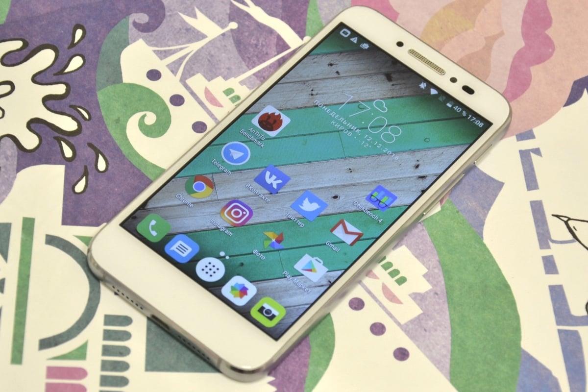 Alcatel SmartPhone 3