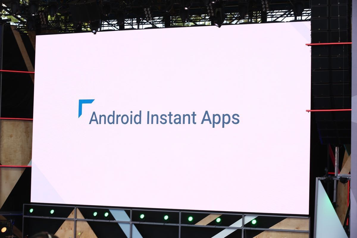 Android Instant Apps 1