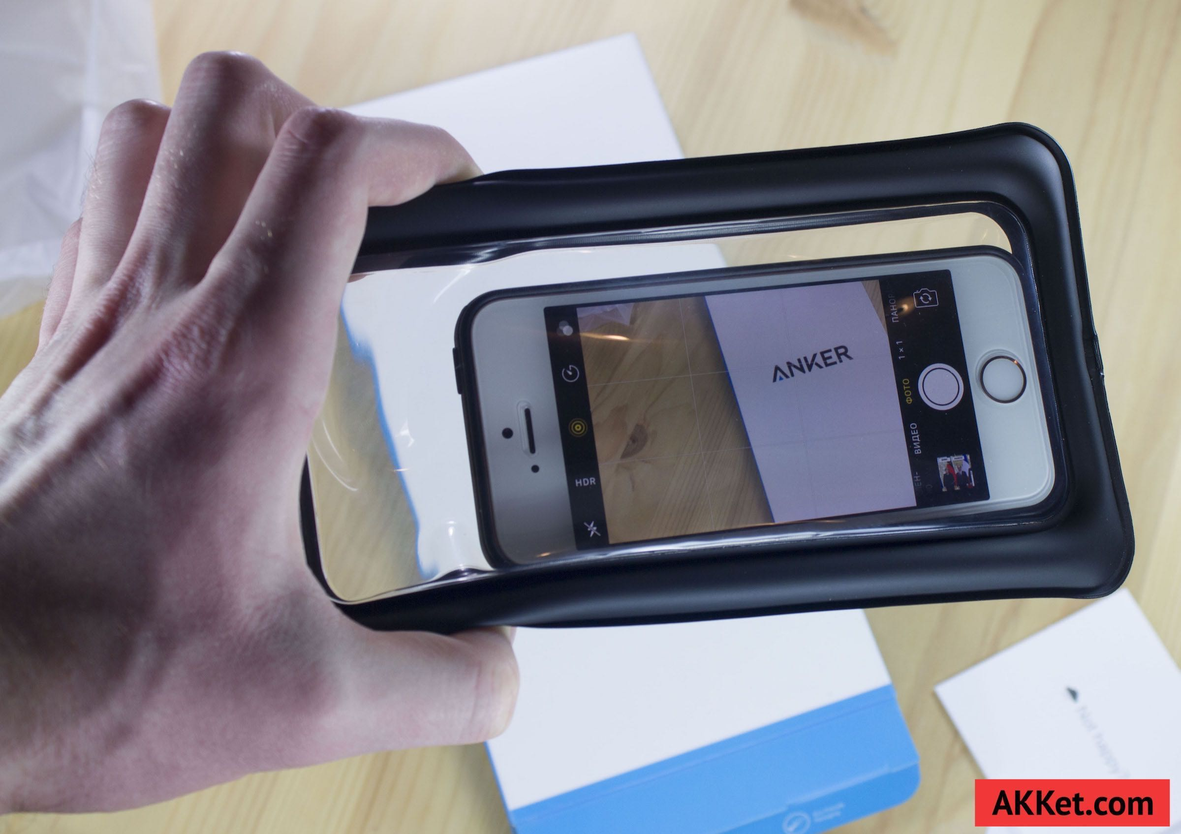 Anker Waterproof Case 14