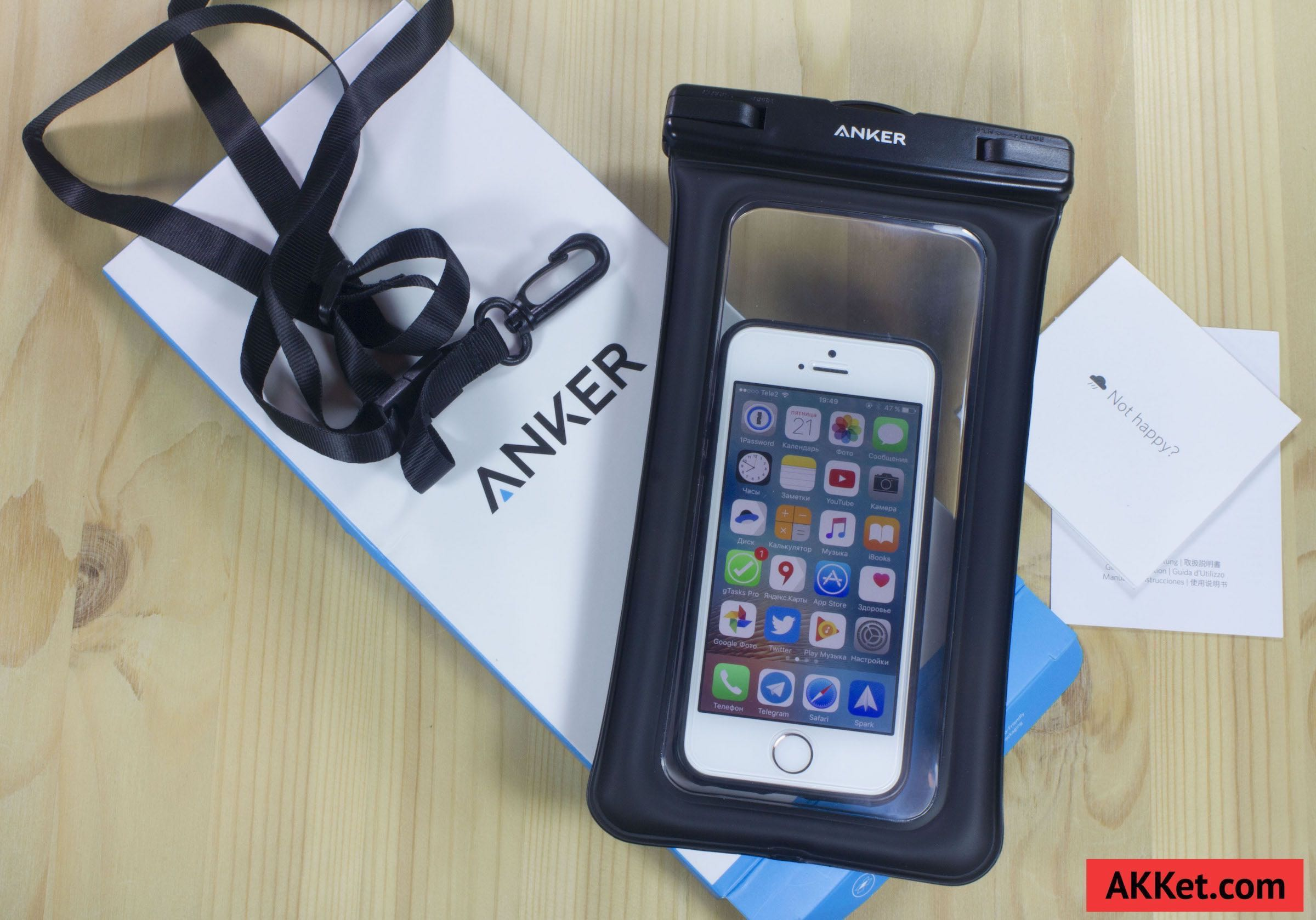 Anker Waterproof Case 16