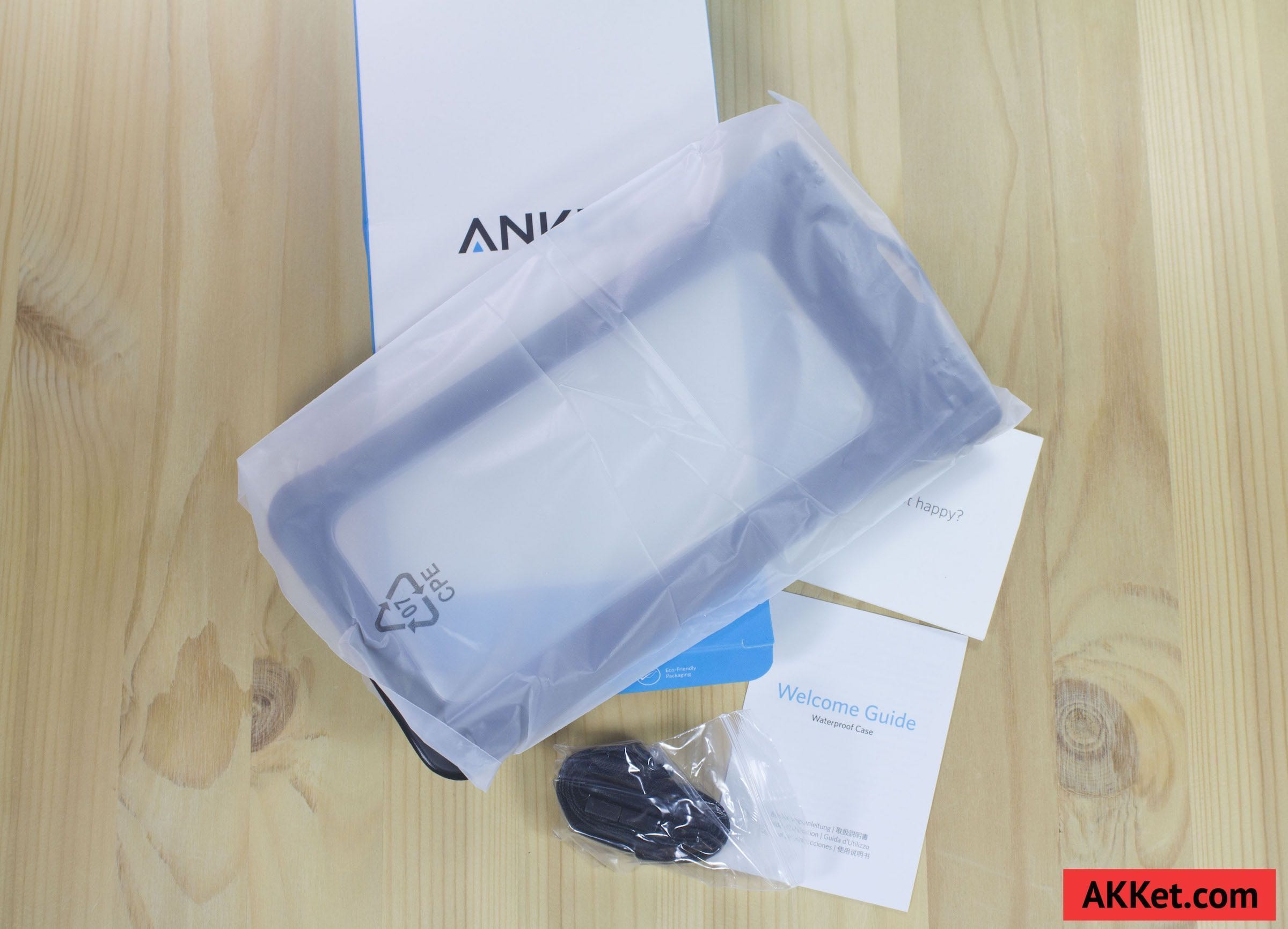 Anker Waterproof Case 3