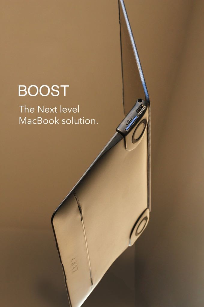 Apple Boost для MacBook 12 2