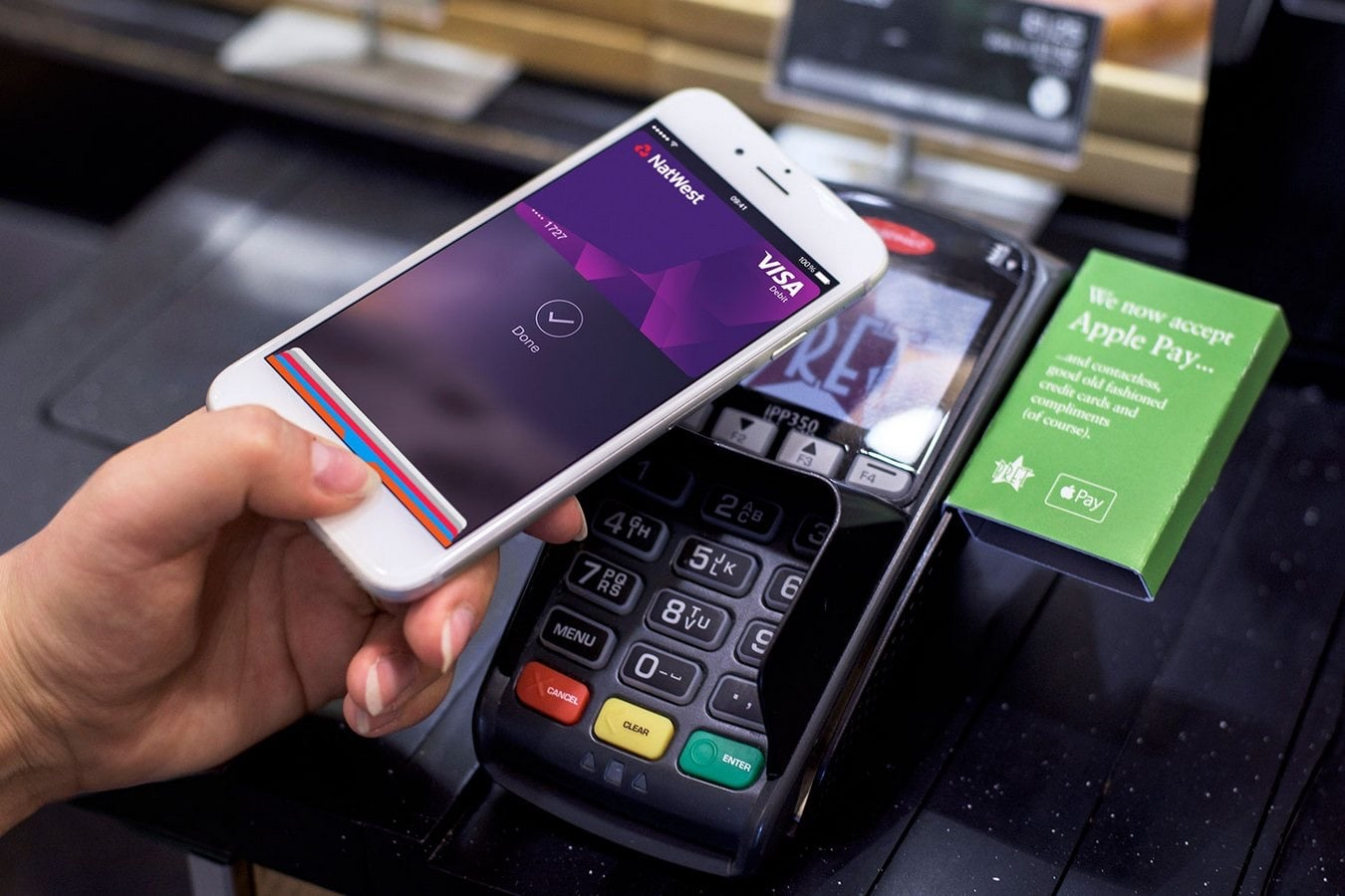 Apple Pay Russia USA