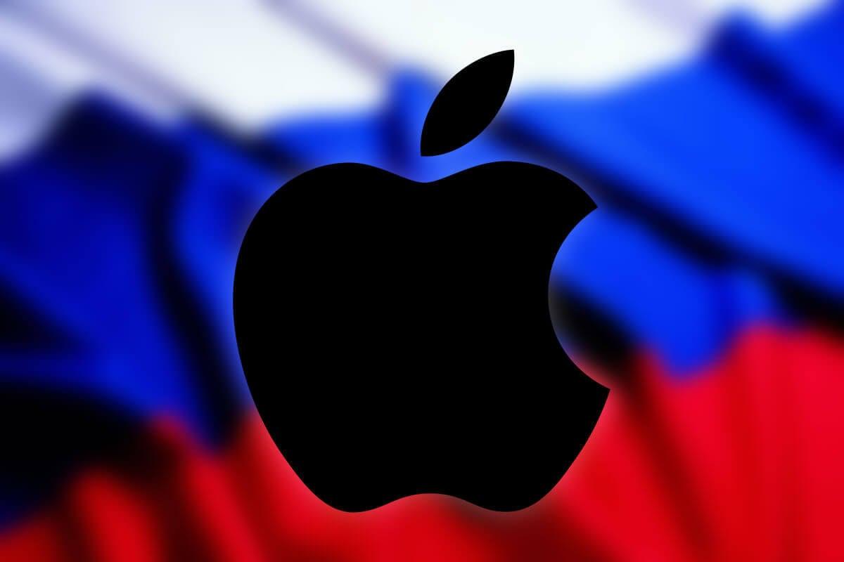 Apple Russia Налог 2