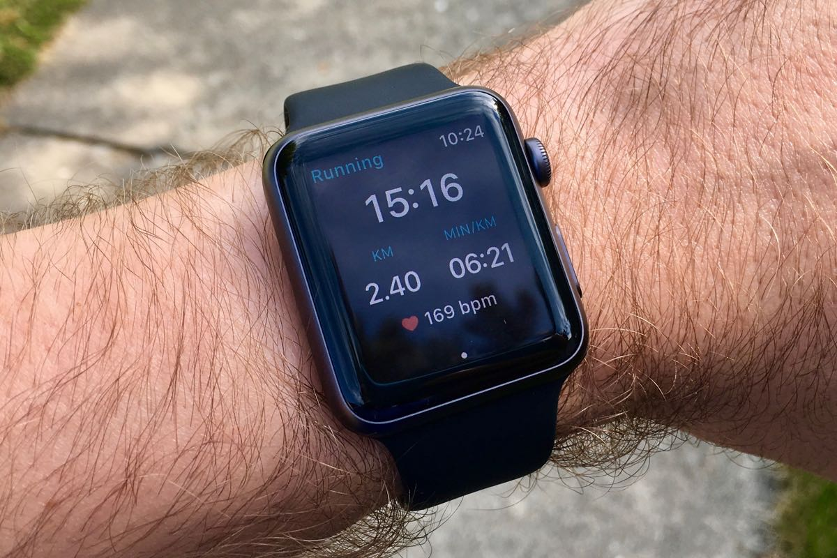 Apple Watch Series 1 2
