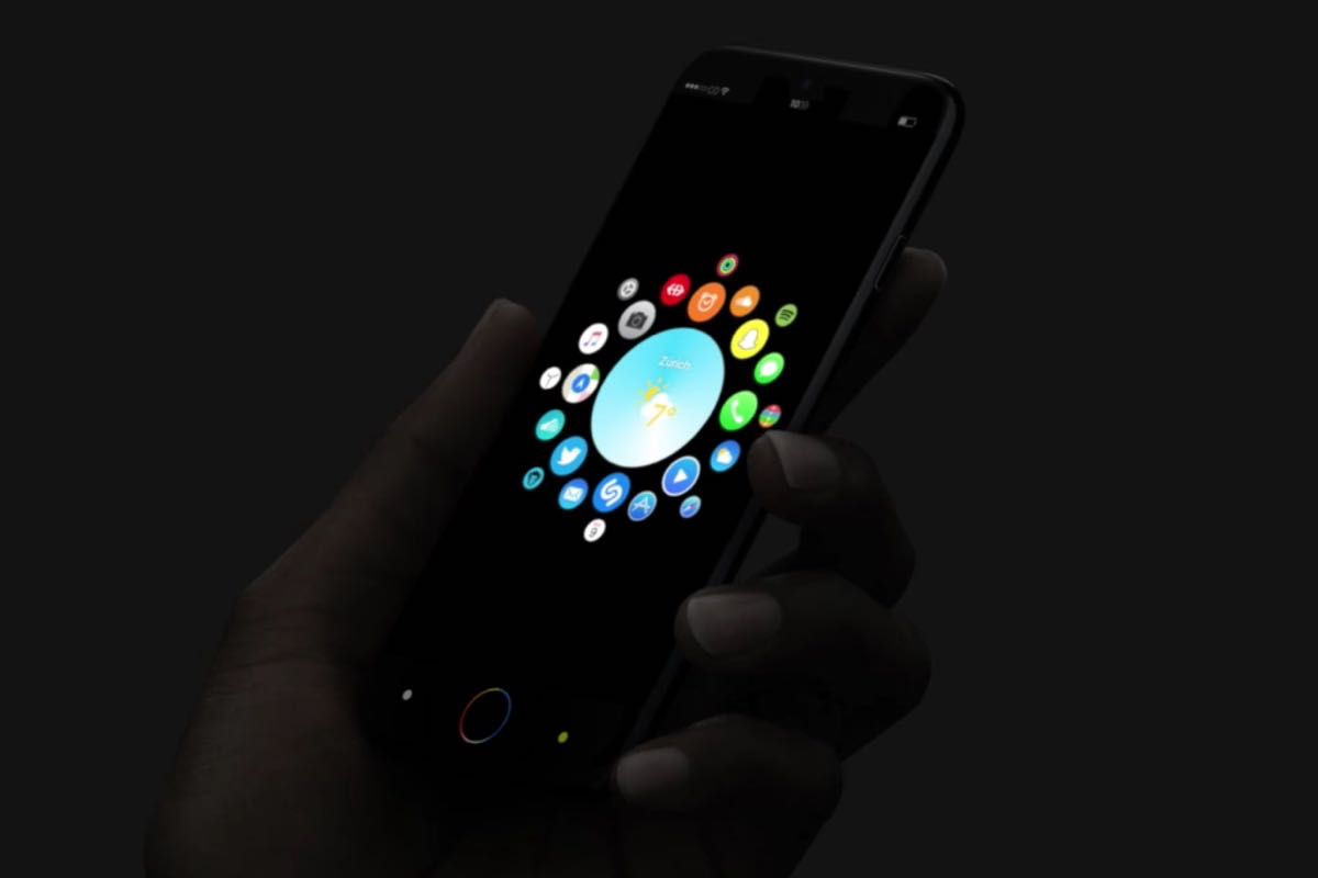 Apple iOS 11 iPhone 8 SmartPhone